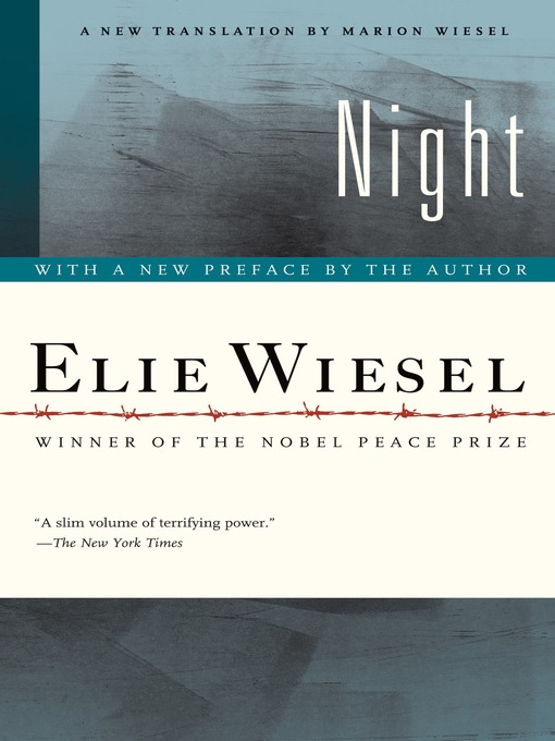 Title details for Night by Elie Wiesel - Available
