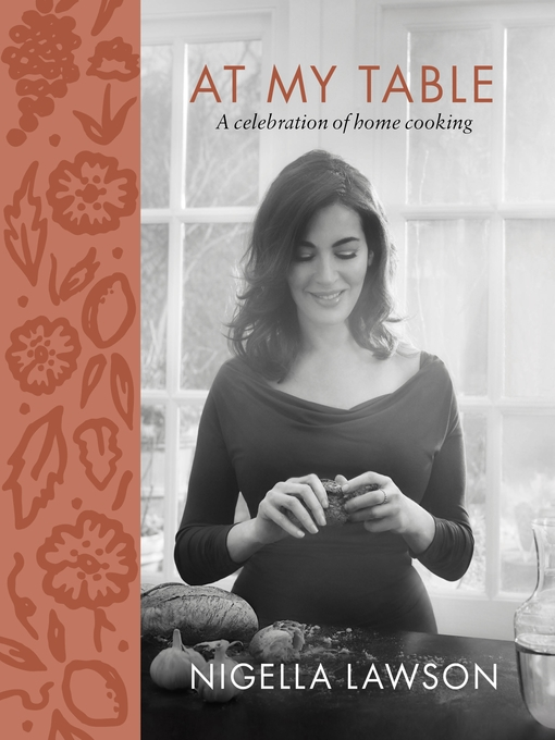 Title details for At My Table by Nigella Lawson - Wait list