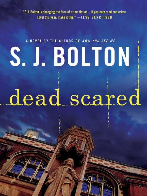 Title details for Dead Scared by Sharon Bolton - Wait list
