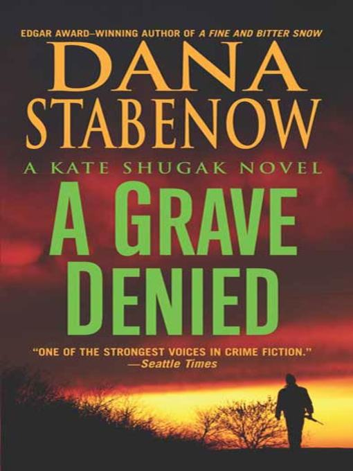 Cover of A Grave Denied