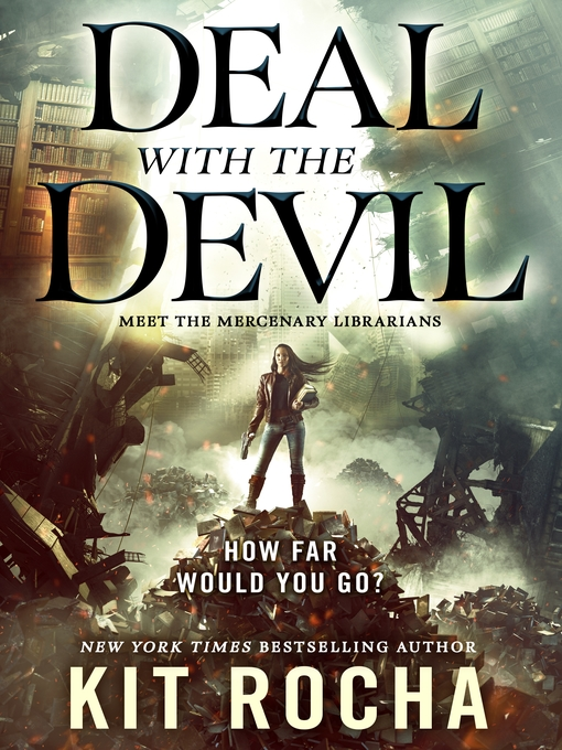 Title details for Deal with the Devil by Kit Rocha - Available