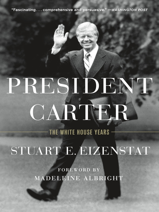Title details for President Carter by Stuart E. Eizenstat - Wait list