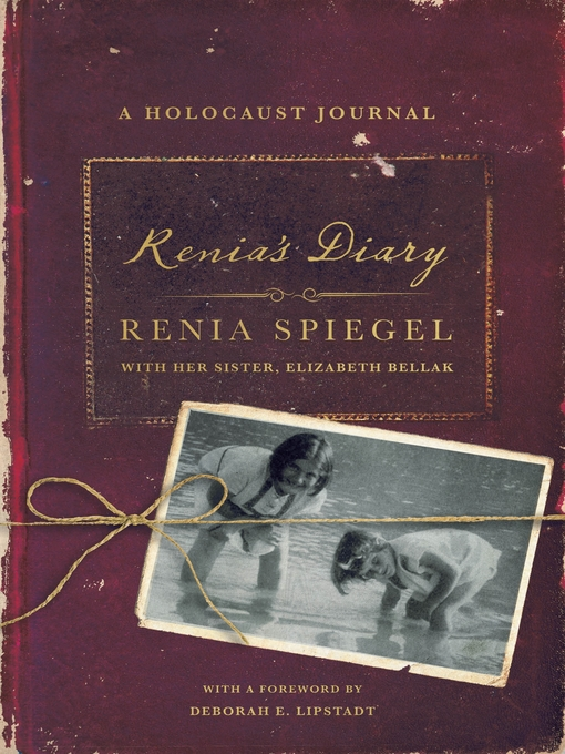 Title details for Renia's Diary by Elizabeth Bellak - Available