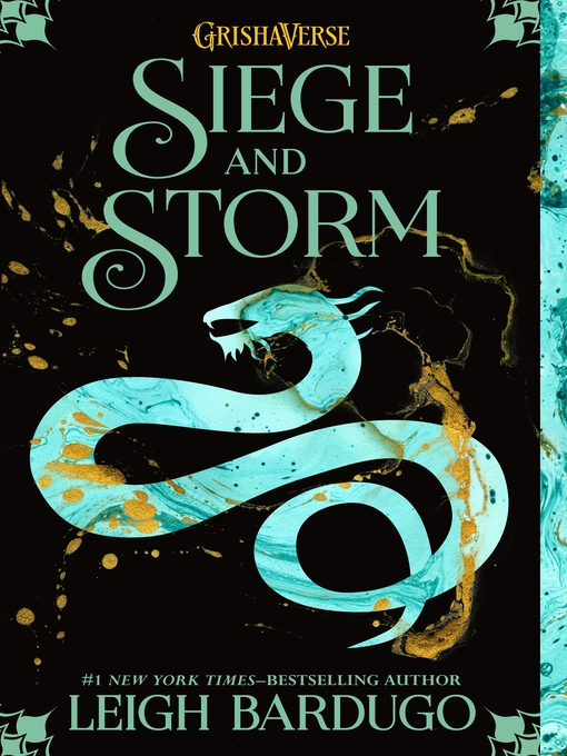 Cover of Siege and Storm