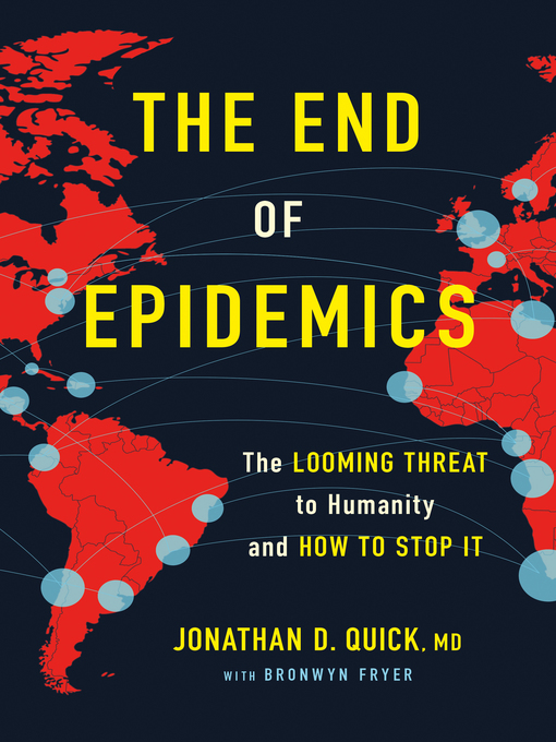 Cover of The End of Epidemics