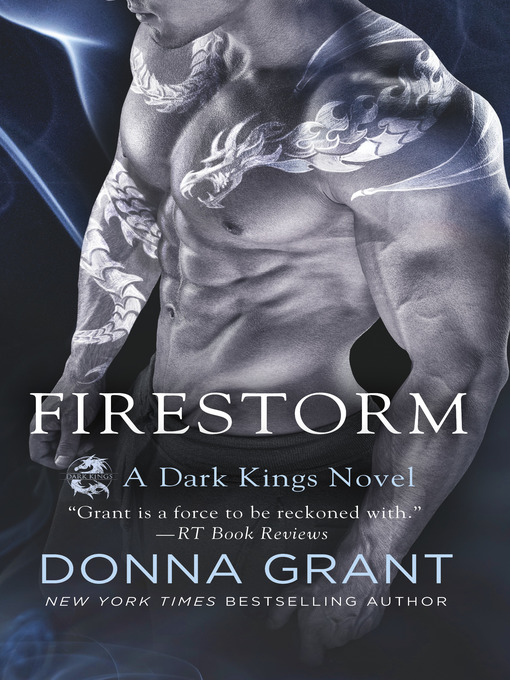 Title details for Firestorm by Donna Grant - Wait list