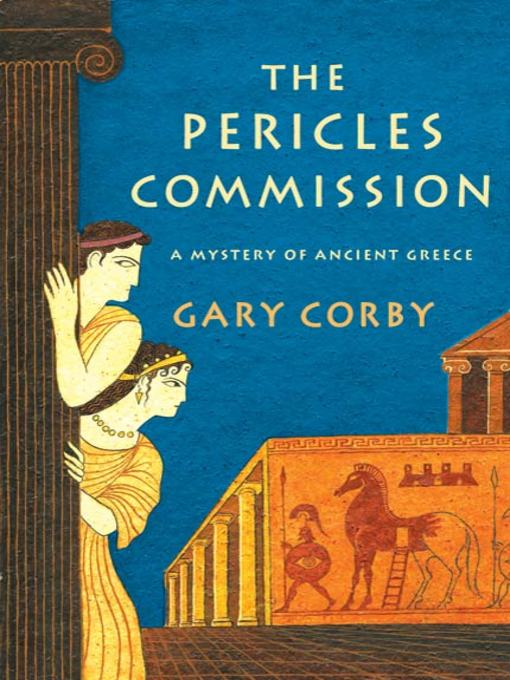 Title details for The Pericles Commission by Gary Corby - Wait list