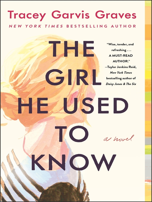 Title details for The Girl He Used to Know by Tracey Garvis Graves - Wait list