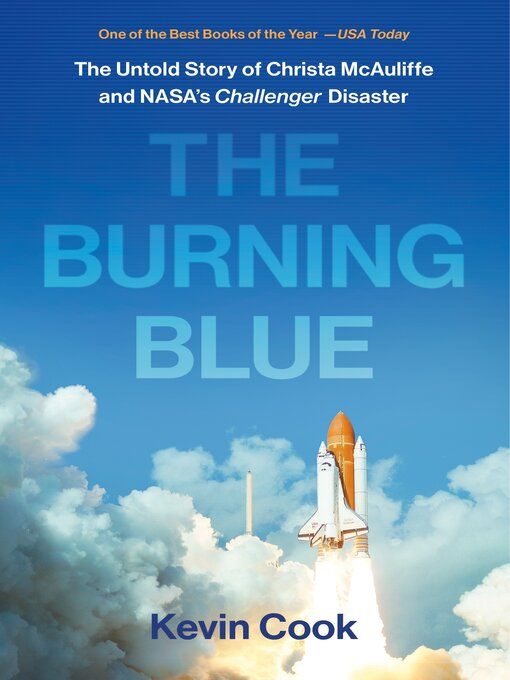 Title details for The Burning Blue by Kevin Cook - Available