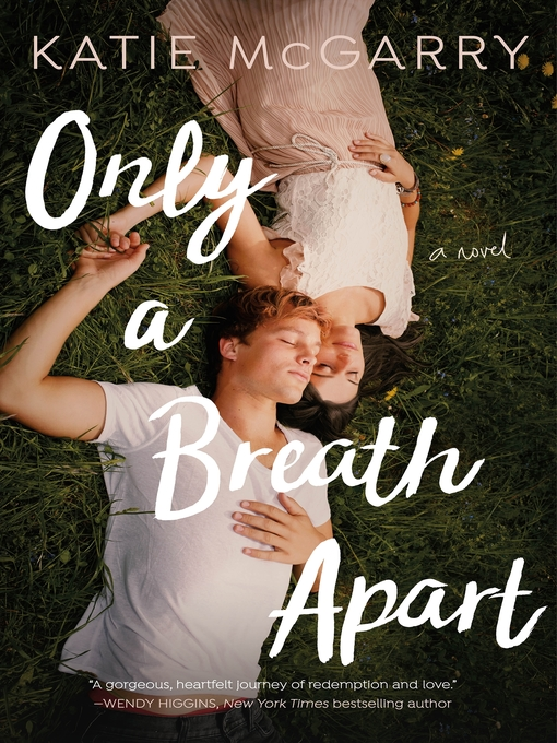 Title details for Only a Breath Apart by Katie McGarry - Wait list