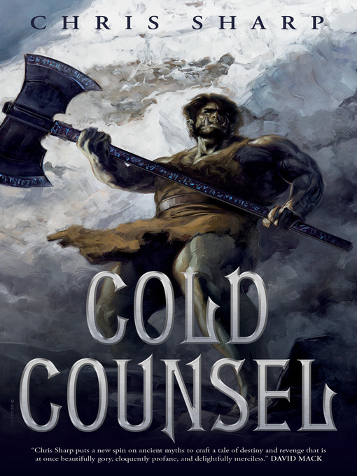 Title details for Cold Counsel by Chris Sharp - Wait list