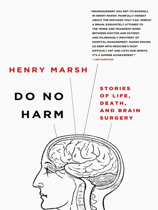 Title details for Do No Harm by Henry Marsh - Available