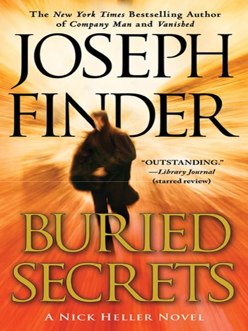 Title details for Buried Secrets by Joseph Finder - Wait list
