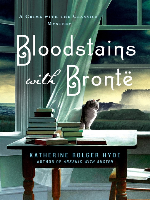Title details for Bloodstains with Bronte by Katherine Bolger Hyde - Wait list