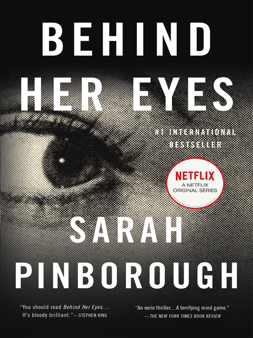 Cover of Behind Her Eyes