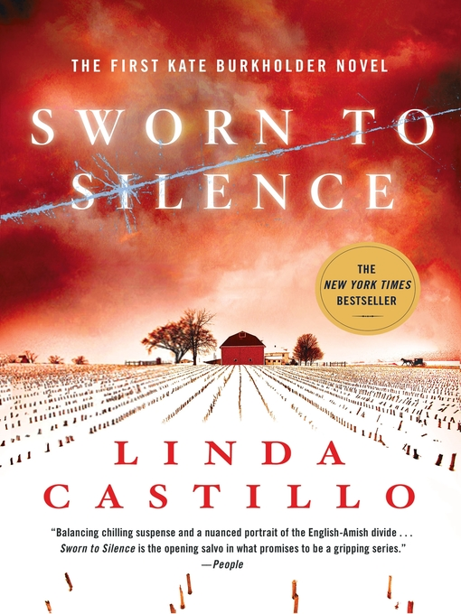 Title details for Sworn to Silence by Linda Castillo - Available