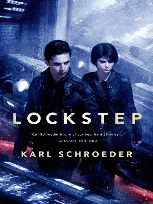 Title details for Lockstep by Karl Schroeder - Available