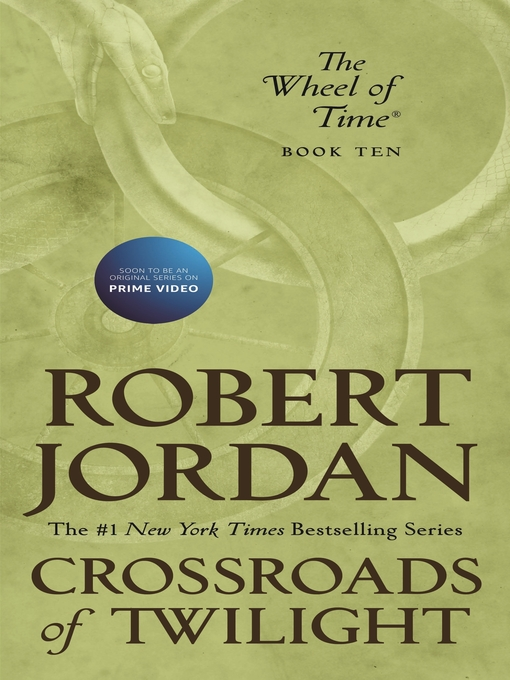 Cover of Crossroads of Twilight