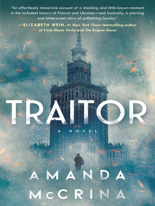 Title details for Traitor by Amanda McCrina - Available
