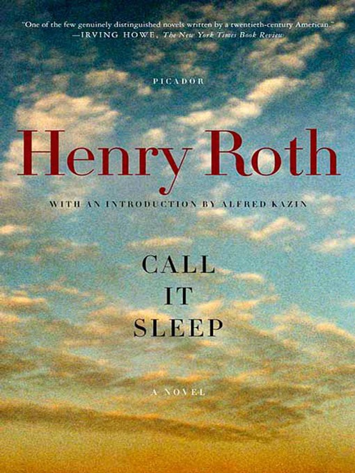 Title details for Call It Sleep by Henry Roth - Wait list