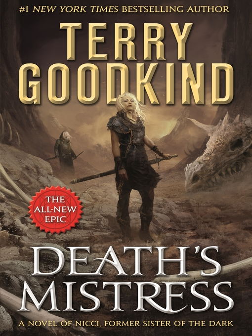 Title details for Death's Mistress--Sister of Darkness by Terry Goodkind - Available