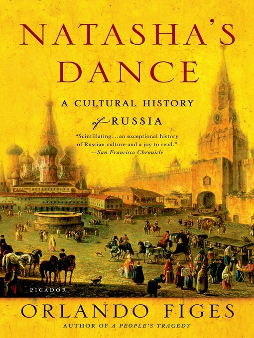 Cover of Natasha's Dance