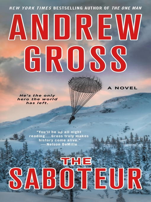 Title details for The Saboteur by Andrew Gross - Wait list