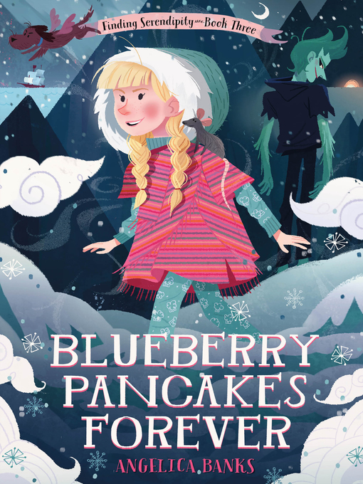 Title details for Blueberry Pancakes Forever by Angelica Banks - Available