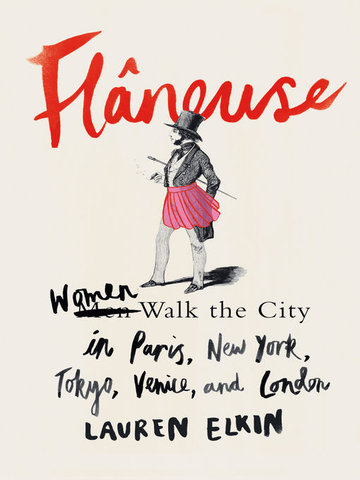 Title details for Flâneuse by Lauren Elkin - Wait list