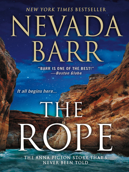 Title details for The Rope by Nevada Barr - Wait list