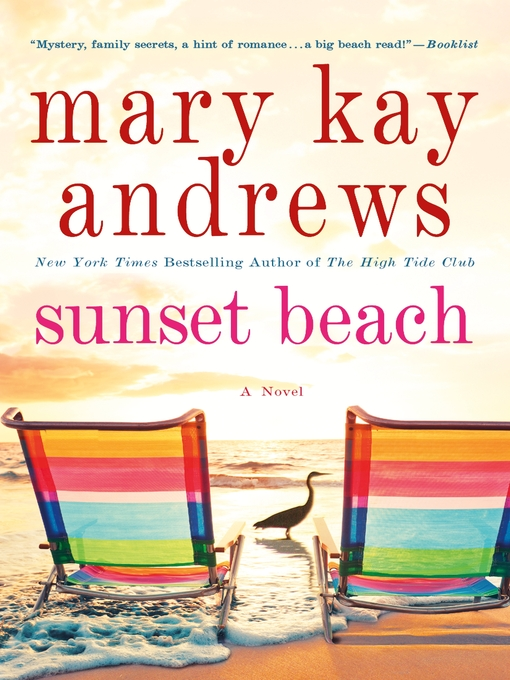 Title details for Sunset Beach by Mary Kay Andrews - Wait list