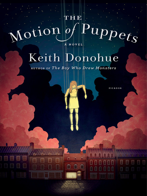 Cover of The Motion of Puppets