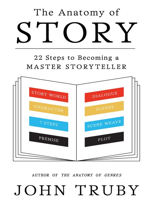 Title details for The Anatomy of Story by John Truby - Wait list