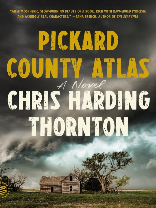 Title details for Pickard County Atlas by Chris Harding Thornton - Wait list