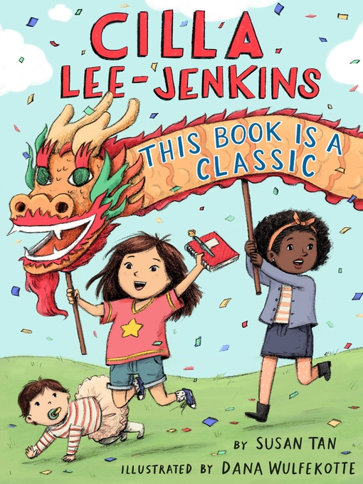Title details for Cilla Lee-Jenkins--This Book Is a Classic by Susan Tan - Available