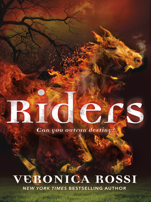 Title details for Riders Series, Book 1 by Veronica Rossi - Wait list
