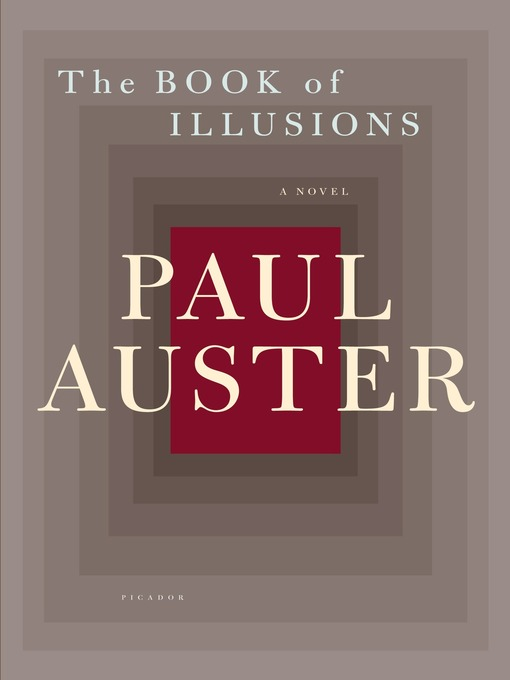 Title details for The Book of Illusions by Paul Auster - Wait list