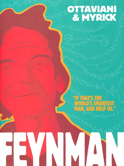 Title details for Feynman by Jim Ottaviani - Available