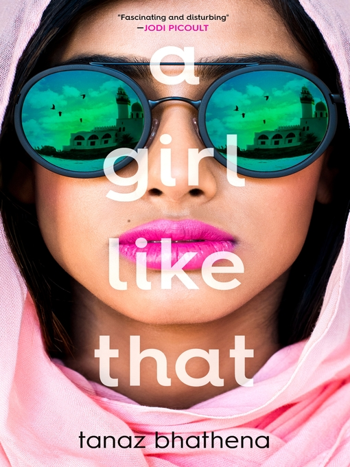 Title details for A Girl Like That by Tanaz Bhathena - Wait list