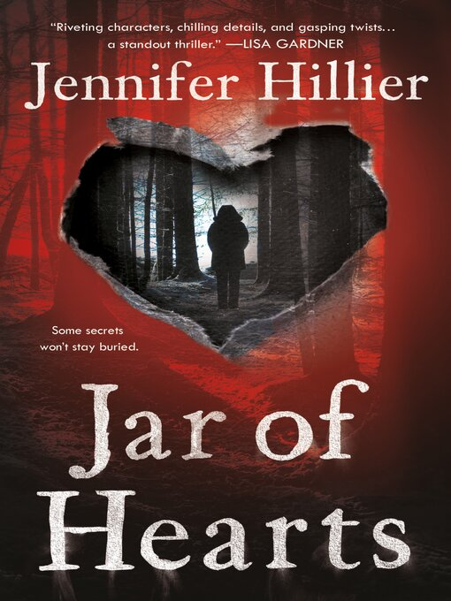 Title details for Jar of Hearts by Jennifer Hillier - Wait list