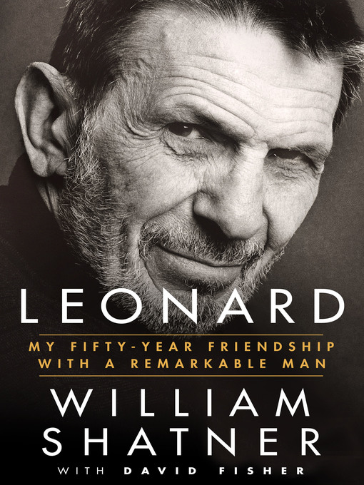 Title details for Leonard by William Shatner - Available