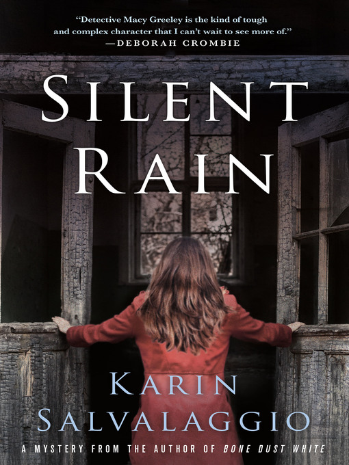 Title details for Silent Rain by Karin Salvalaggio - Wait list