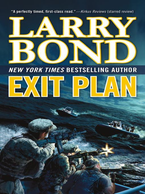 Title details for Exit Plan by Larry Bond - Wait list