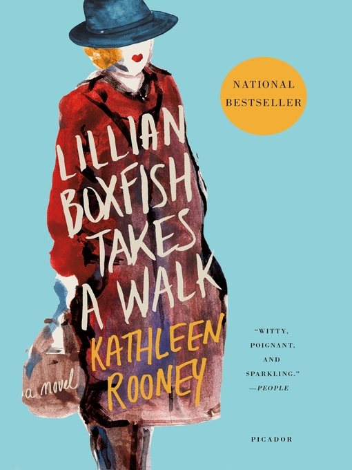 Title details for Lillian Boxfish Takes a Walk by Kathleen Rooney - Wait list