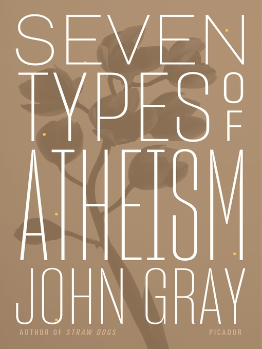 Cover of Seven Types of Atheism