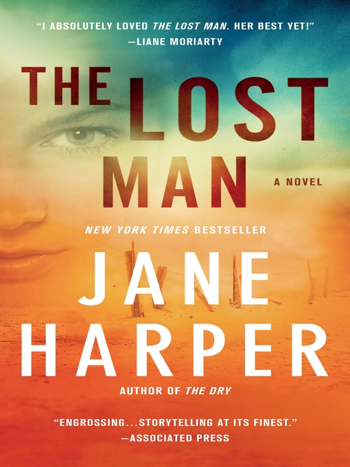 Title details for The Lost Man by Jane Harper - Wait list