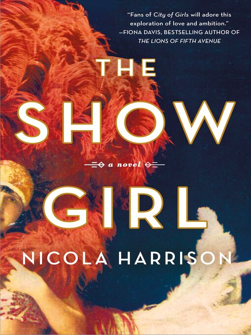 Title details for The Show Girl by Nicola Harrison - Available