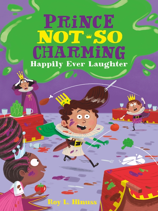 Happily Ever Laughter Prince Not-So Charming Series, Book 4
