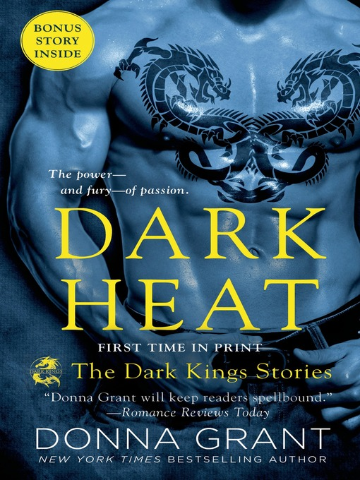 Title details for Dark Heat by Donna Grant - Wait list