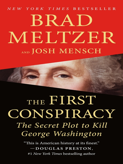 Title details for The First Conspiracy by Brad Meltzer - Wait list
